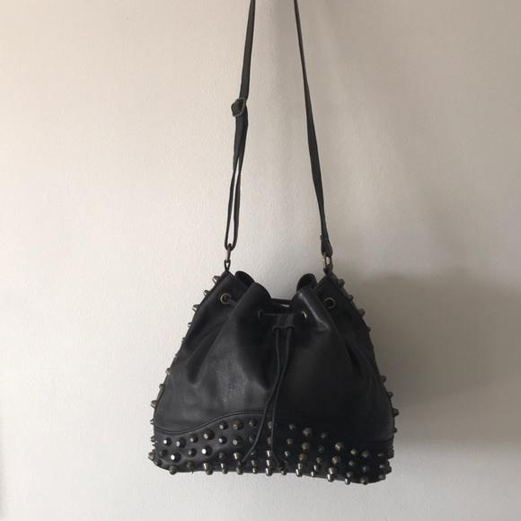 2def63f23f True Religion Italian Leather Crossbody Handbag. M 5aa047c9077b9746460248d4